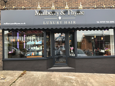 Mulberry & Thyme Epsom